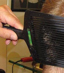 lược cắt đầu đinh