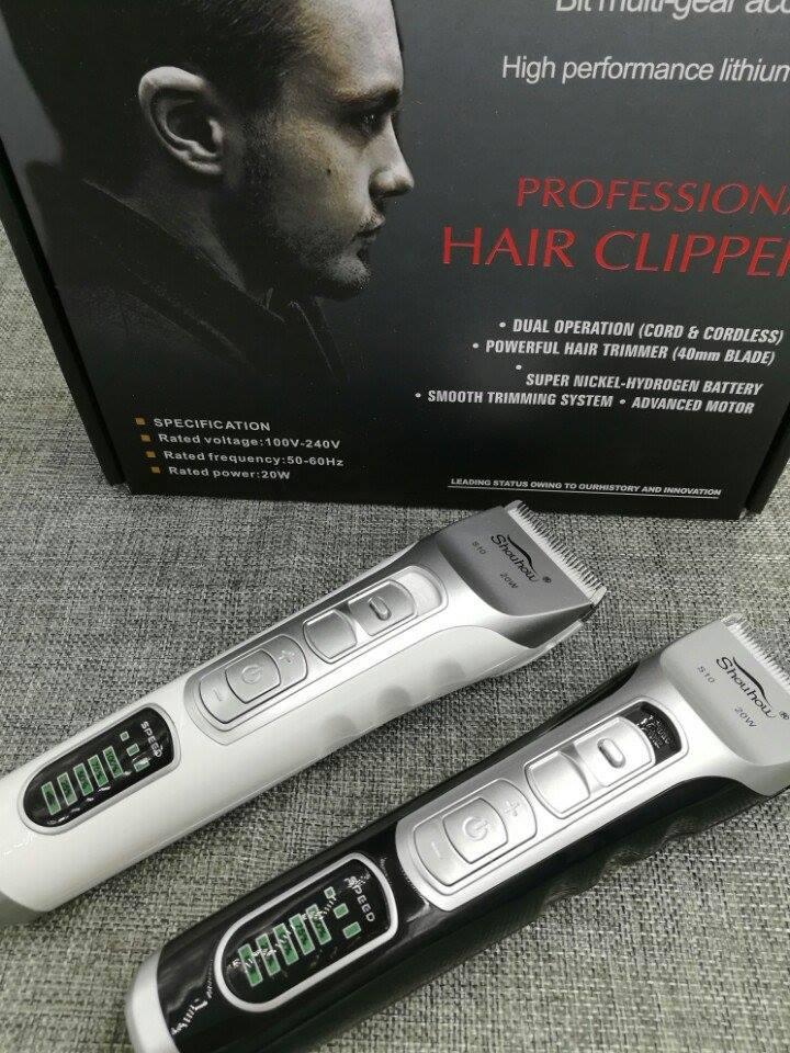 Tông đơ cắt tóc s10-2