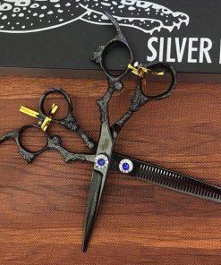 kéo cắt tóc jaguar silver